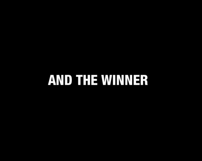 AND THE WINNER - 2007